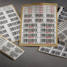 7980 Пленка этикеточная   0508 мм x 0000,7 м
