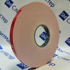 Лента SM Chemie W20 - двухсторонняя клейкая акриловая, 2мм*16,5м