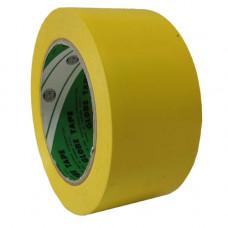 Лента напольная разметочная для разметки пола Globe 2535, желтая 50мм*33м