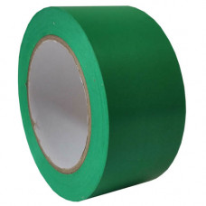 Лента напольная разметочная для разметки пола Globe 2535, зеленая 50мм*33м