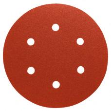 Шлифовальный круг PS 18 EK, 150 мм, 6 отверстий на бумажной основе