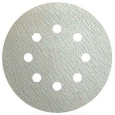 Шлифовальный круг самозацепляемый PS 73 CWK, 125 мм, 8 отверстий на бумажной основе
