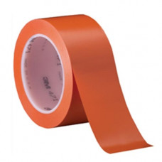 3m 471 - лента для разметки пола, оранжевая.