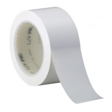 3m 471 - Лента напольная разметочная для разметки пола, белая.