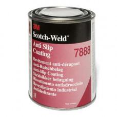 3M Scotch-Weld 7888 противоскользящее покрытие , 1л