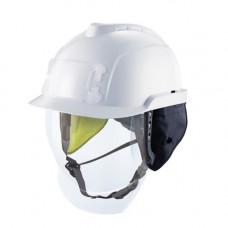Каска защитная V-Gard 950, FasTracIII, без вентиляции. C наушными накладками.