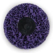 05814 Круг Scotch-Brite Roloc+ XT-ZR S XCS фиолетовый 100мм х 13мм