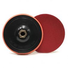 RoxelPro Оправка для полировальных кругов 125мм, жёсткая