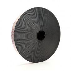 SJ3551 Застежка дуалок, черная, 25 мм.