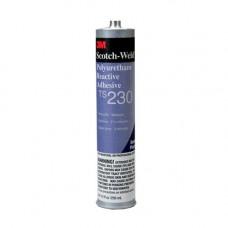 Клей 3М TS230 Scotch-Weld полиуретановый, черный, 295 мл.