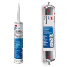 Клей 550FC - герметик 3М, серый, 350 мл.
