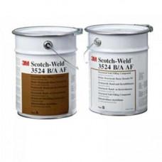 S/W 3524 3М B/A, двухкомпонентная мастика 3М для заполнения пустот, 4кг