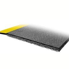3M Safety-Walk 5270E покрытие напольное противоусталостное виниловое, с основой, черное, 0.9 м х 1.5 м.