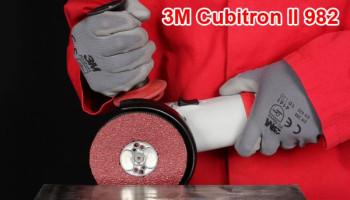 Фибровые шлифовальные круги 3M Cubitron II 982C в производстве изделий из черных сталей.